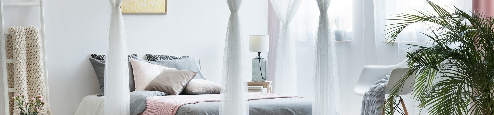 Deluxe Style Box Mosquito Nets