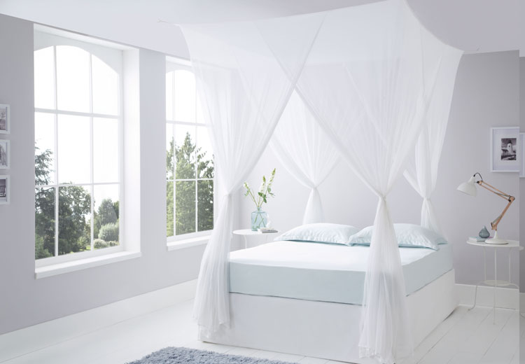 Cotton Mosquito Nets Luxurious Style 2